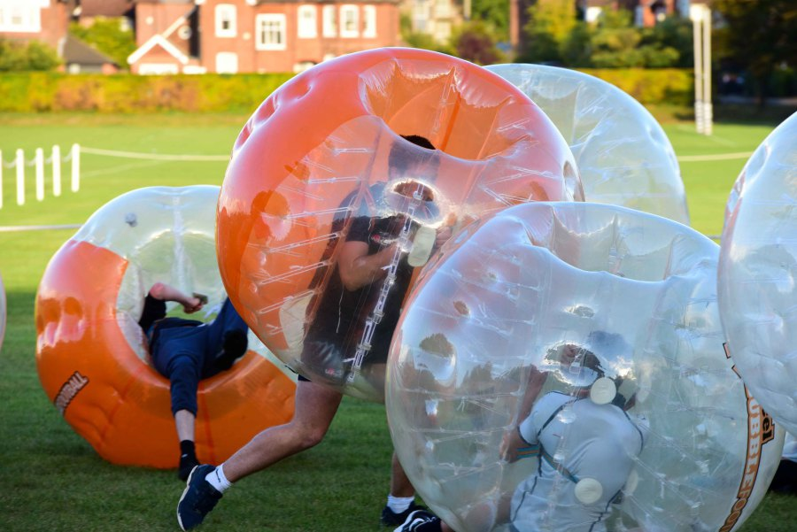 Bubble Football Hire - Nationwide Hire -Stag Do, Corporate